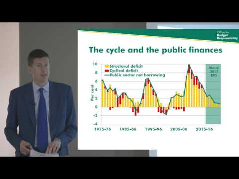 OBR July 2017 Fiscal risks report press conference