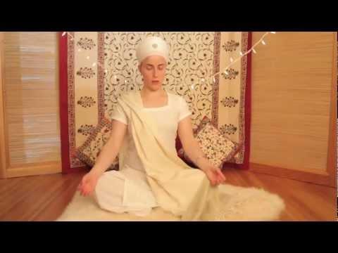 3HO Ether Tattva FULL LENGTH MEDITATION with Nirinjan Kaur