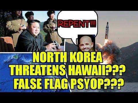 !!!ALERT!!! HAWAII MISSILE FALSE FLAG PSYOP Preaching in Douglasville ga