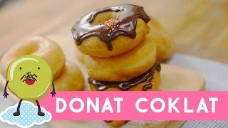 Resep Donat ala Krispy Kreme ( Doughnut Recipe )