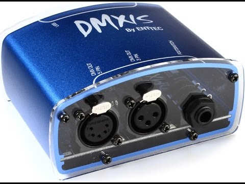 Review Part 1: Enttec DMXIS Lighting USB Interface