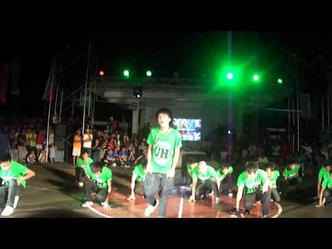 united hiphop @ kauswagan finals 2012 ( 3rd placer )