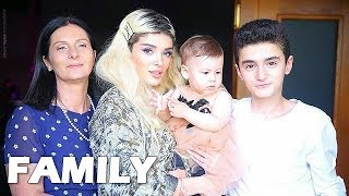 Era Istrefi Family Pictures || Father, Mother, Brother, Sister!!!