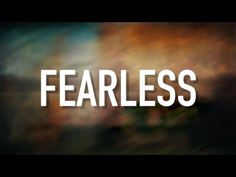 Fearless - [Lyric Video] Mia Fieldes