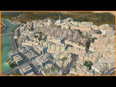 FAVELA CITY Of The Desert | Cities Skylines |