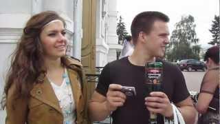 Выход (свадьба Юлии и Сергея) Тамбов