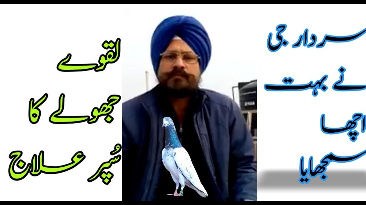 Download Laqway or jholy ka kamyab ilaj   سردار جی سب کچھ بہت اچھے سے سمجھایا
