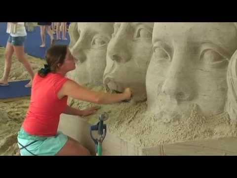 Sand Masters Neptune Festival