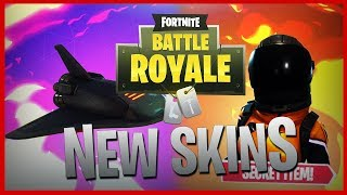 FORTNITE *NEW SKINS* DARK VANGUARD + DEEP SPACE LANDER