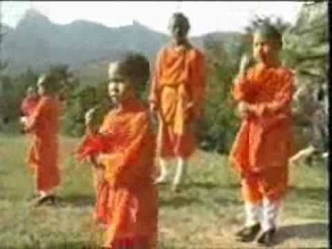 Shaolin Temple - Shi DeYang and Shi Suxi (documentario 1995 - inglese)