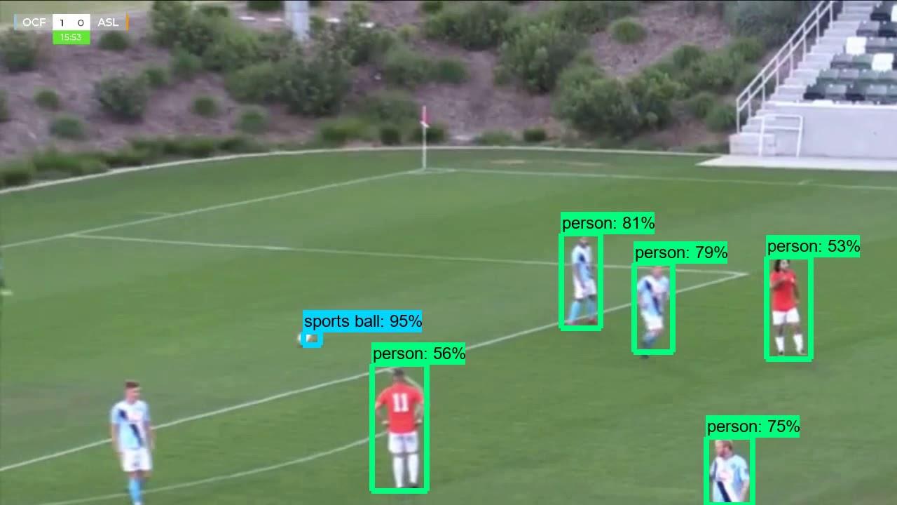 soccer object detection ssd mobilenet v1 coco 11 06 2017