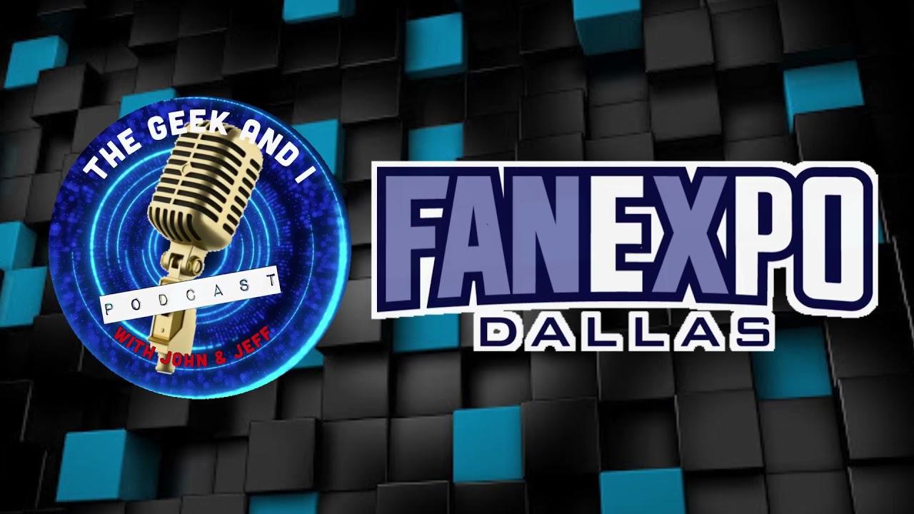 Download A Visit to #FanExpo Dallas 2021