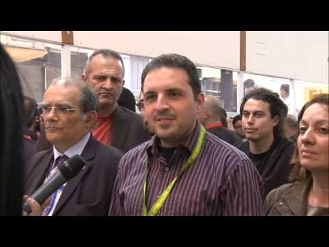 Alternattiva Demokratika press conference