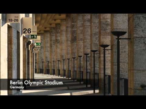 Berlin Olympic Stadium, IAKS All-Time-Awards