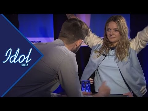 Tove Lo om kometkarriären och nya vågade videon i Idol 2016  - Idol Sverige (TV4)