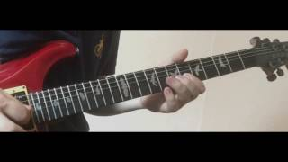 STEELHEART - She's gone intro & guitar solo cover