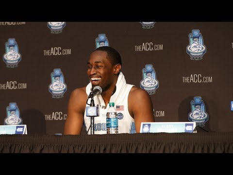 UNC Men's Basketball: Syracuse Postgame Press Conference - ACC Tournament