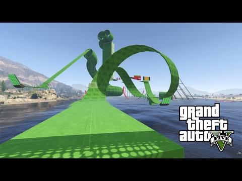GARE DE DIO #13 - Gara Acquatica di BMX livello PRO su GTA5 - Gameplay ITA