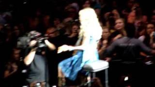 Taylor Swift-Fifteen MSG 8/27/09