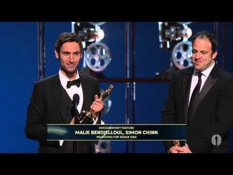 """""""Searching for Sugar Man"""" winning Best Documentary Feature ..."""
