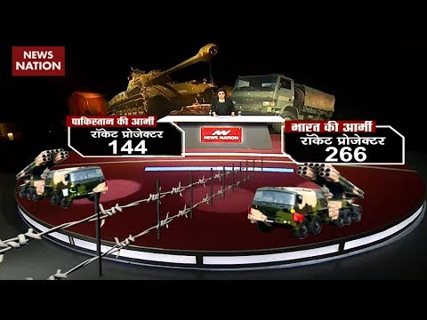 Special Show: Comparison between India and Pakistan armed forces