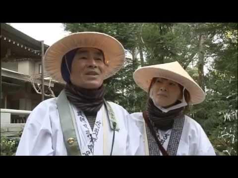 Sagesses bouddhistes 31.08.2014 Henro, le pèlerin de Shikoku 1/2 VFSTF - France 2
