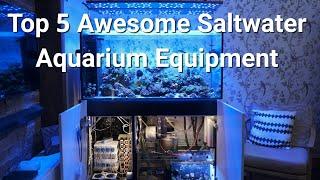 My Top 5 Favourite Aquarium Eq…
