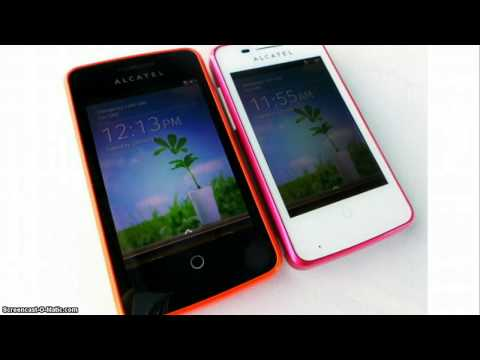 MWC 2013: Alcatel One Touch Fire