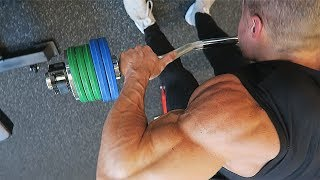 CANNON DELT WORKOUT - Old-School Bodybuilding