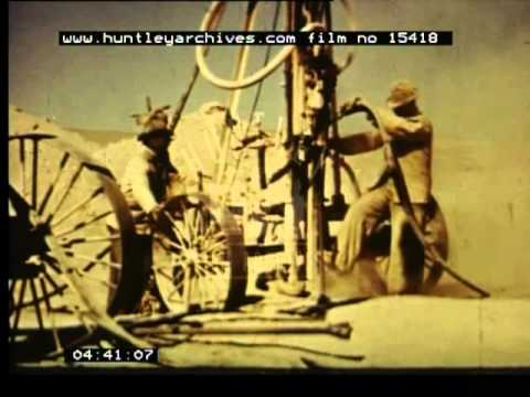 Mining and refining Nitrate, 1960's  - Film 15418