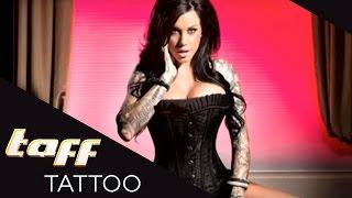 Heather Moss | Der neue STAR am Tattoo-HIMMEL | taff Tattoo | ProSieben