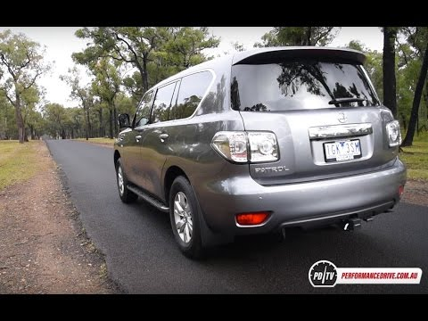 2016 nissan patrol exterior and interior review. Black Bedroom Furniture Sets. Home Design Ideas