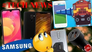 MYSTERIOUS NOKIA TRIPLE CAMERA PHONE| PAYTM OFFERS| NEW VARIANT OF POCO F1| GOOGLE PIXEL 3 SCORES..