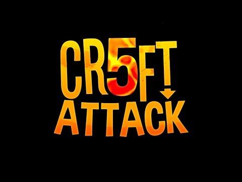 Minecraft CRAFT ATTACK 5 #2 LIVE!