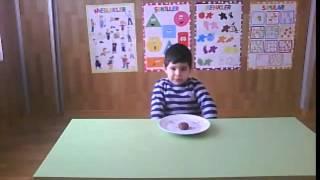 Güneş Çocuk Evi Sabır oyunu Şirinler sınıfı