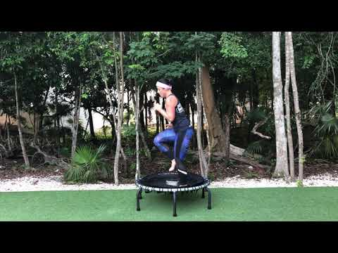 35 Minute Total Body Rebound Workout