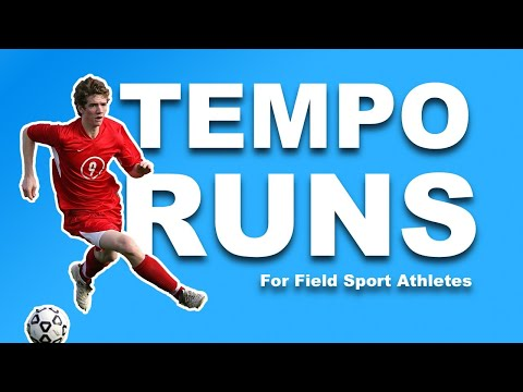 Tempo Runs For Field Sport Athletes || Presentation by Sean Seale