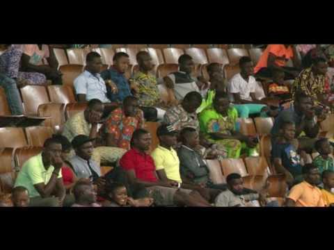Gala de Boxe Bénin - Togo / Jean KOFFI (allumer le feu du Bénin) face à Fatiou SAROUNA (Togo)