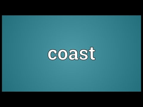 Coast Meaning