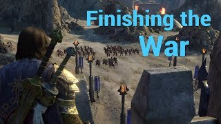 Finishing the Shadow Wars (Part 2) - Shadow of War