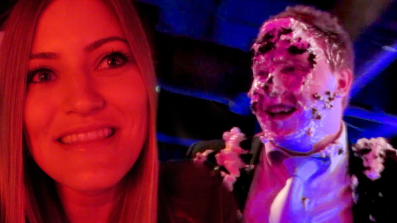 PIE IN THE FACE! - YouTube