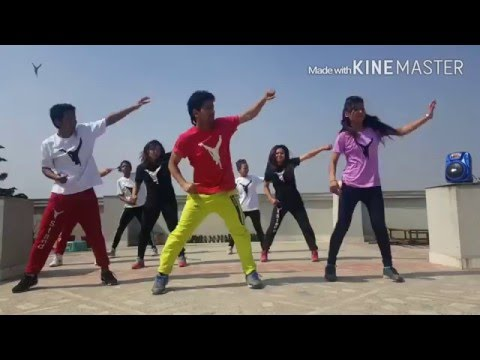Dilwale - Manma Emotion Jaage | Bollywood ZUMBA Dance In Nepal | Y-Stand Dance School