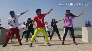 Dilwale - Manma Emotion Jaage   Bollywood ZUMBA Dance In Nepal   Y-Stand Dance School
