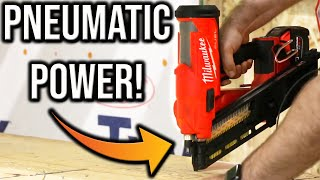 NEW Milwaukee Tools M18 NAILERS and STAPLERS (Cordless Options YOU Should Have Waited For!)