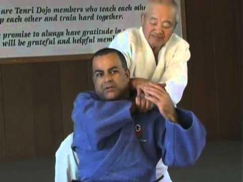 Okada pt 4 Choking Techniques
