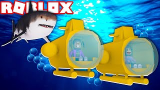 Roblox Sharkbite With Molly And Daisy!