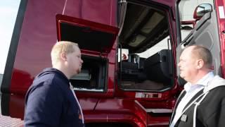 Opbygning Scania R 580 LA6x4HNB