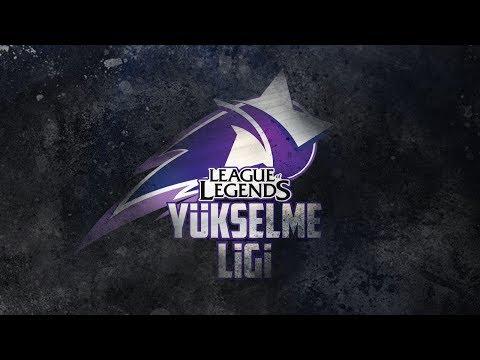2017 Yükselme Ligi - Yaz Mevsimi - 1.Hafta