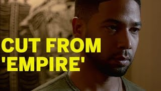 Smollett Cut From 'Empire'