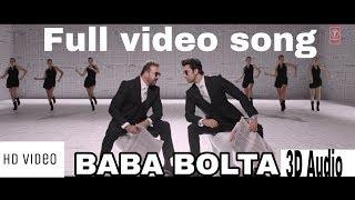 BABA BOLTA Video Whatsapp Status Song Hd